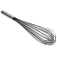Thunder Group Stainless Steel Piano Whip 18