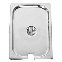 Thunder Group Full Size Slotted Steam Pan Cover (12 per Case) [STPA7000CS]