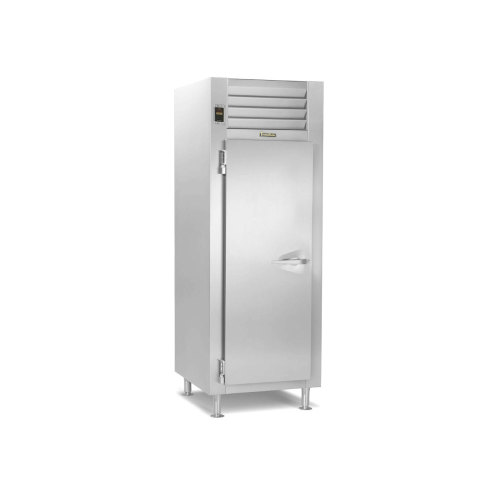 Traulsen RH132NP-COR02 - Single Section Correctional Pass Thru Reach In Refrigerator - Specification Line - 22.7 Cu. Ft.