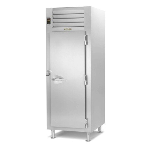 Traulsen RL132N-COR01 - Single Section Correctional Reach In Freezer - Specification Line - 21.9 Cu. Ft