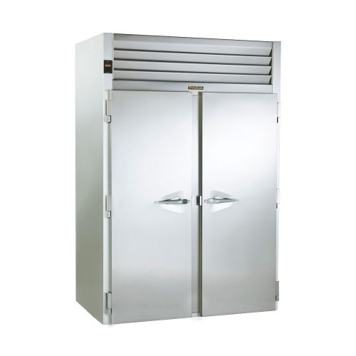 Traulsen RR232LP-COR01 - Two Section Correctional Roll Thru - Reach In Refrigerator - Specification Line - 80.2 Cu. Ft