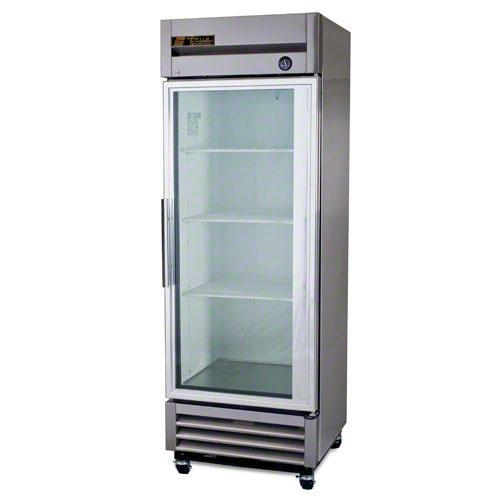 Incredible True T 19G 27 Reach In Refrigerator 1 Glass Swing Door 3 Shelves Home Interior And Landscaping Ologienasavecom