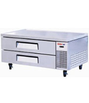 "Turbo Air TCBE-52SDR - Chef Base 52"" - Super Deluxe Series"