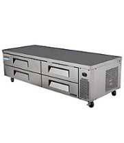 "Turbo Air TCBE-82SDR - Chef Base 82"" - Super Deluxe Series"