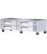 "Turbo Air TCBE-96SDR - Chef Base 96"" - Super Deluxe Series"