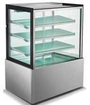 "Universal UHBDC36 36"" Refrigerated Bakery Display Case - High Exposure"