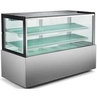 "Universal UBDC72 72"" Refrigerated Bakery Display Case"