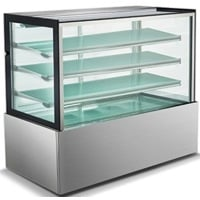 "Universal UHBDC72 72"" Refrigerated Bakery Display Case"