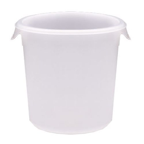 Universal Food Storage Container Round White