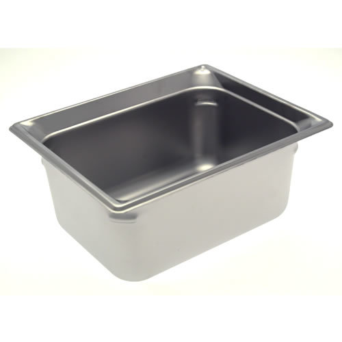 Winco Steam Table Pan, half size x 6 inch deep [SPJM-206]