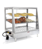 Carib 172524SL - Warming Display Case 24""
