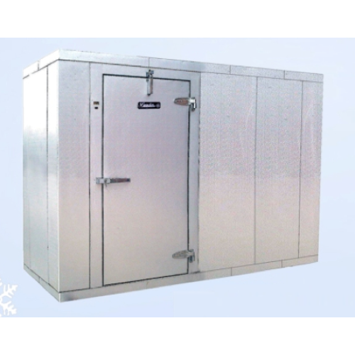 Leader WIC78SC - 7' x 8' Walk In Cooler - Self Contained