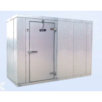 Leader WIF168SC - 16' x 8' Walk-In Freezer - Indoor - With Floor