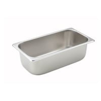 Winco 1/3 Size Steam Pan [SPT4]