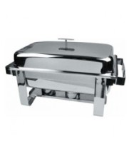 Winco C-6080 - Gold Accent Heavy Chafer