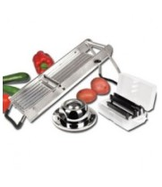 Winco MDL-15 - Mandoline Slicer Set
