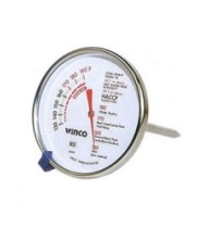 "Winco TMT-MT3 - 3"" Meat Thermometer"