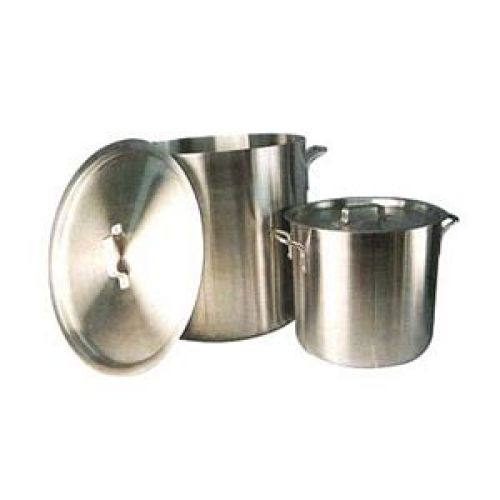 Winco Precision Aluminum 32 Qt Stock Pot [ALHP-32]