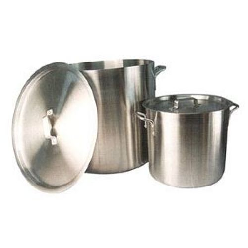 Winco Win-Ware 80 Qt Aluminum Stock Pot [ALST-80]
