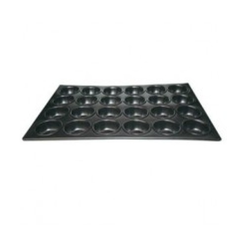 Winco 24 Compartment Muffin Pan [AMF-24NS]