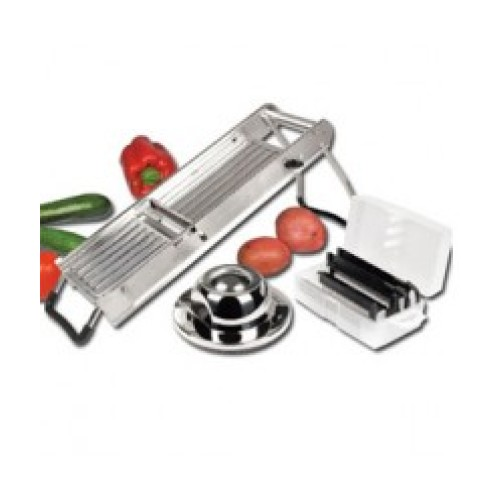 Winco Mandoline Slicer Set [MDL-15]