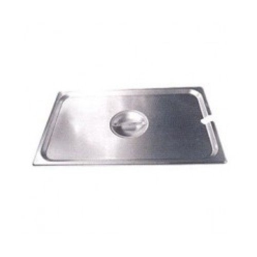 Winco 1/9 Size Slotted Steam Pan Cover [SPCN]
