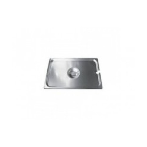 Winco 1/6 Size Slotted Steam Pan Cover [SPCS]