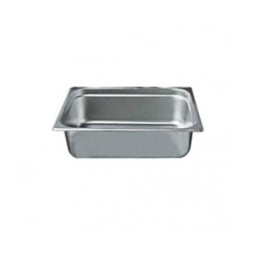 Winco  1-1/2 Half Size Steam Pan [SPH1]