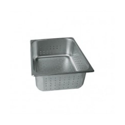 Half Size 6 Pan Perforated Winco SPHP6
