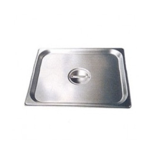 Winco Half Size Solid Steam Pan Cover [SPSCH]