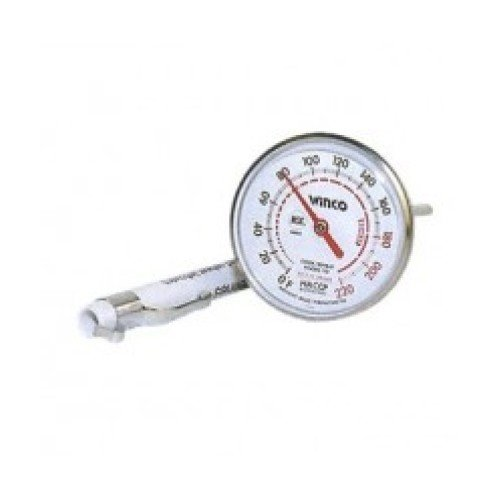 Winco Pocket Test Thermometer 0-220 degrees F [TMT-P1]