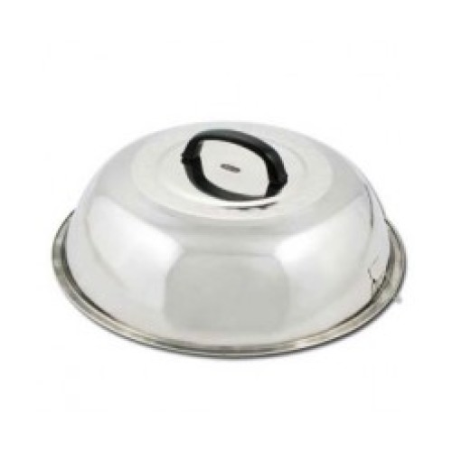 Winco Stainless Steel Wok Cover [WKCS-15]
