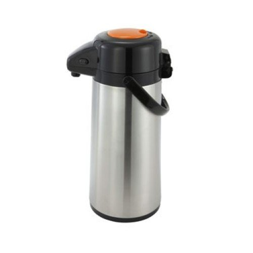 Winco Decaf Stainless Steel Airpot 2.5 L [AP-525DC]