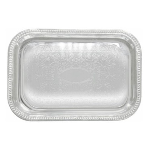 Winco Stainless Steel Serving Tray 20