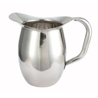 Winco Deluxe Bell Pitcher 2 Qt [WPB-2]