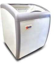 "Omcan XS-160YX - Ice Cream Freezer - 27.75"" x 26.25"" x 34.5"""