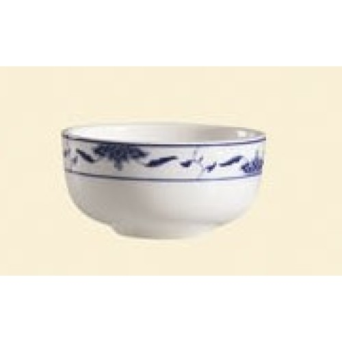 C.A.C. China 103-95 - Blue Lotus Jung Bowl 4-1/2