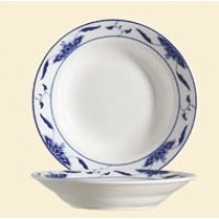 C.A.C. China 103-16C - Blue Lotus Plate 10