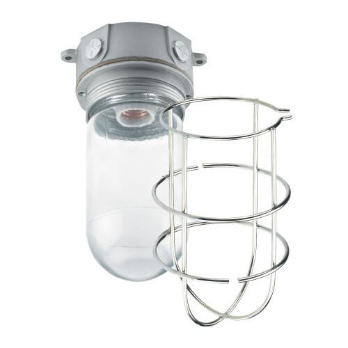 Light Fixture Base: Refrigeration Vaporproof Light Fixture