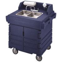 Cambro Ksc402 191 41 Quot Portable Hand Sink Cart Camkiosk