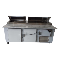 Universal Coolers Mpp 8 96 Quot Pizza Prep Table Marble Top