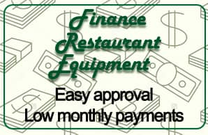 Finance Restaurant Equipment